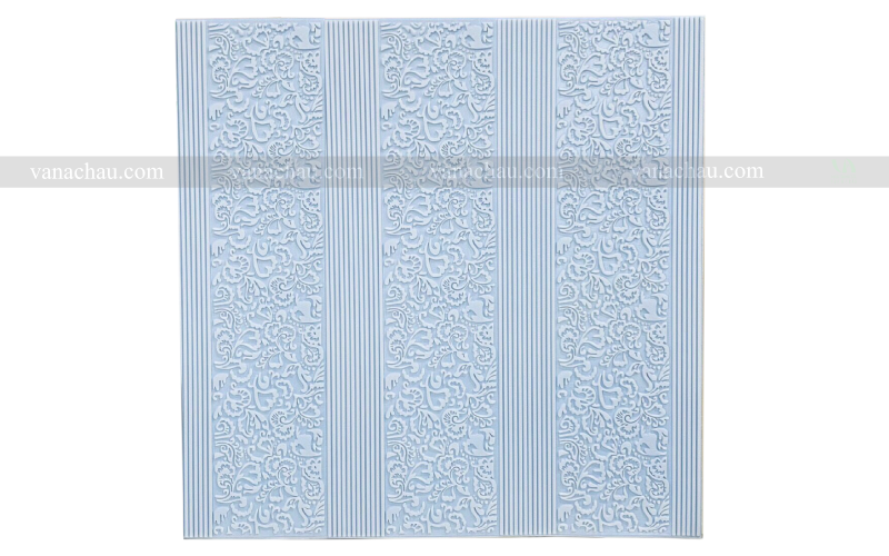 Xốp dán tường 3D Hoa Văn V32
