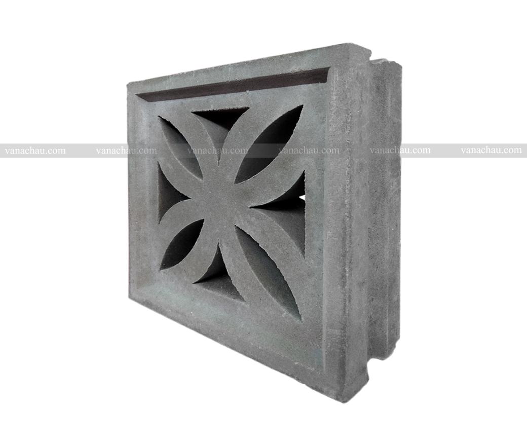 Gạch bông gió VAC-001 (Grey)