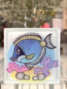 gạch kính con cá 1